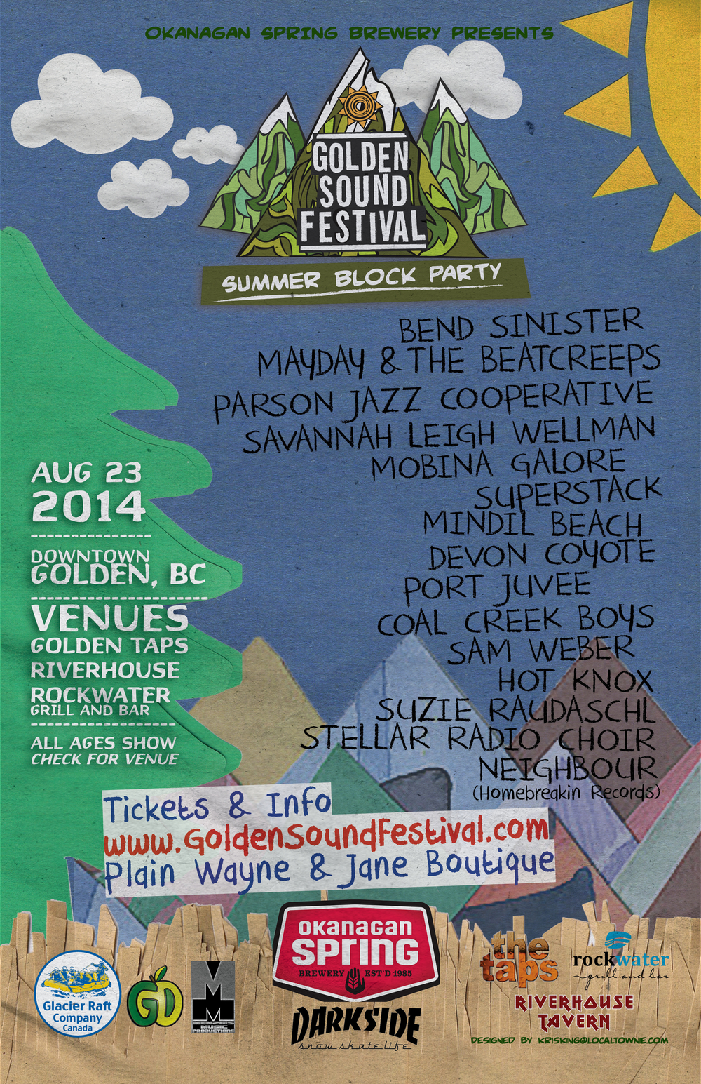 Golden Sound Festival SBP July 21 2014 POSTER FINAL.jpg
