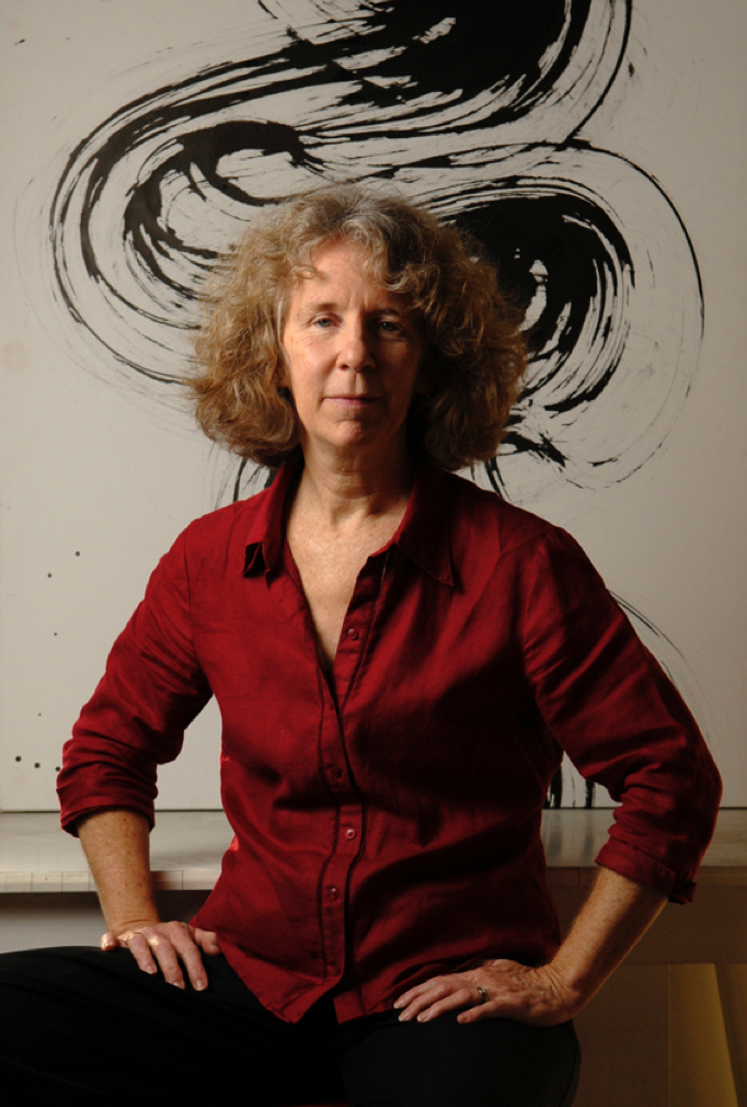 Barbara Bash Dharma Art Teacher