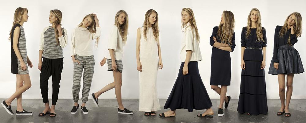 consulting client: fashion designer heidi merrick
