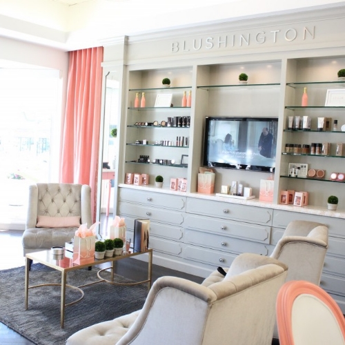 BLUSHINGTON makeup + beauty lounge