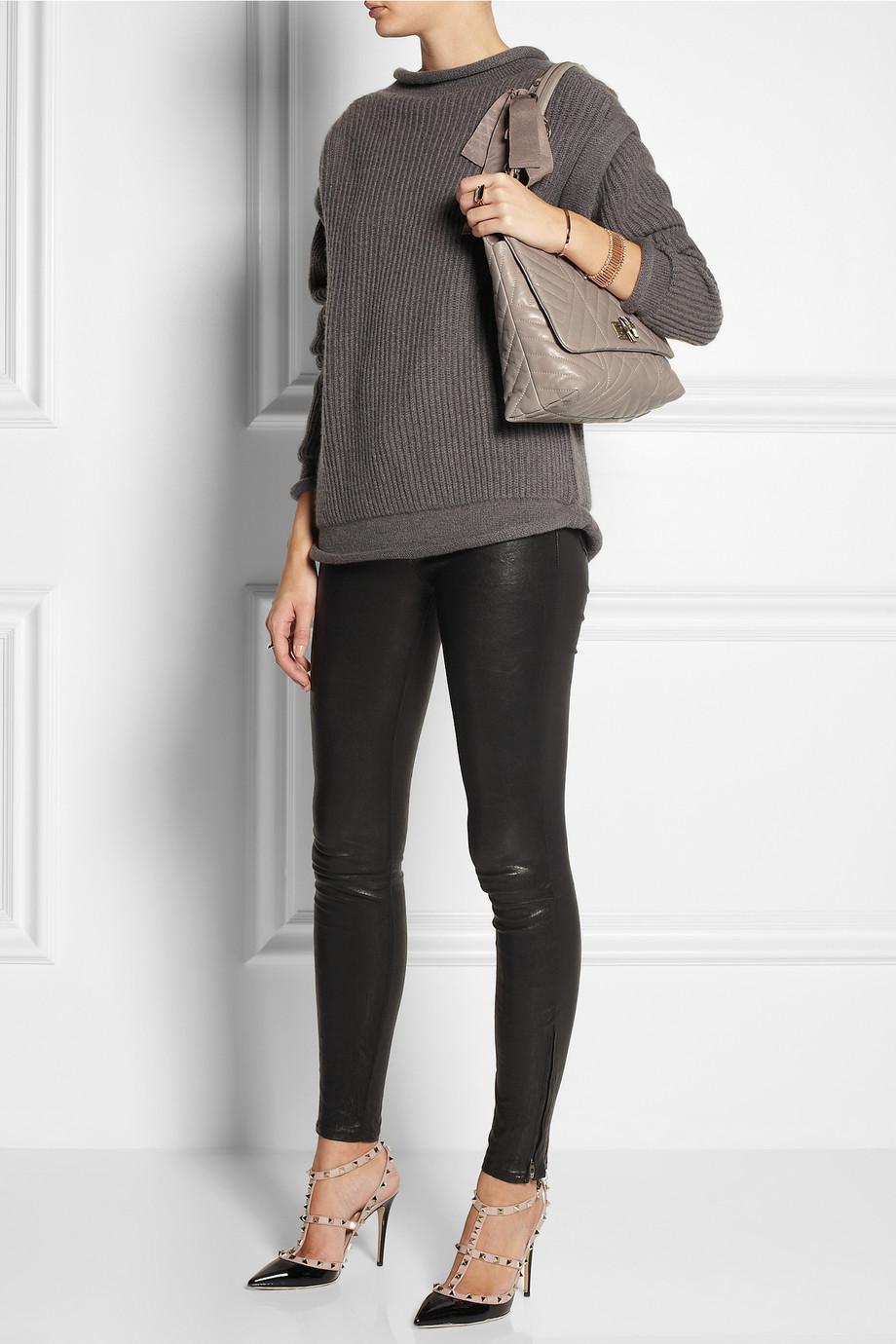 Lanvin via TresChicNow.com #chic #fashion #style
