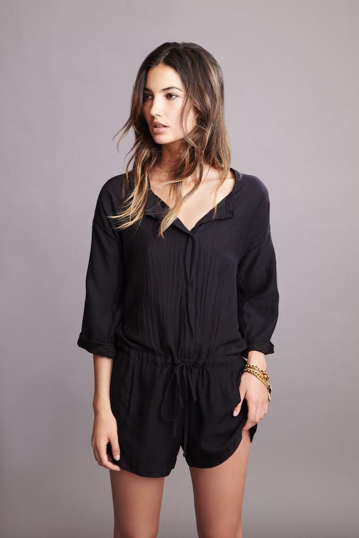 lily aldridge for velvet | treschicnow.com | spring 2014 | #fashion #lilyaldridge | tracey jumper