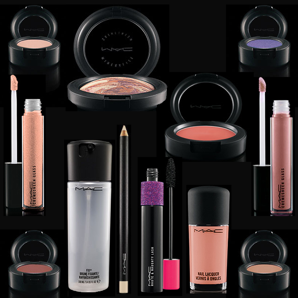 MAC cosmetics via TresChicNow.com #beauty #makeup #spring