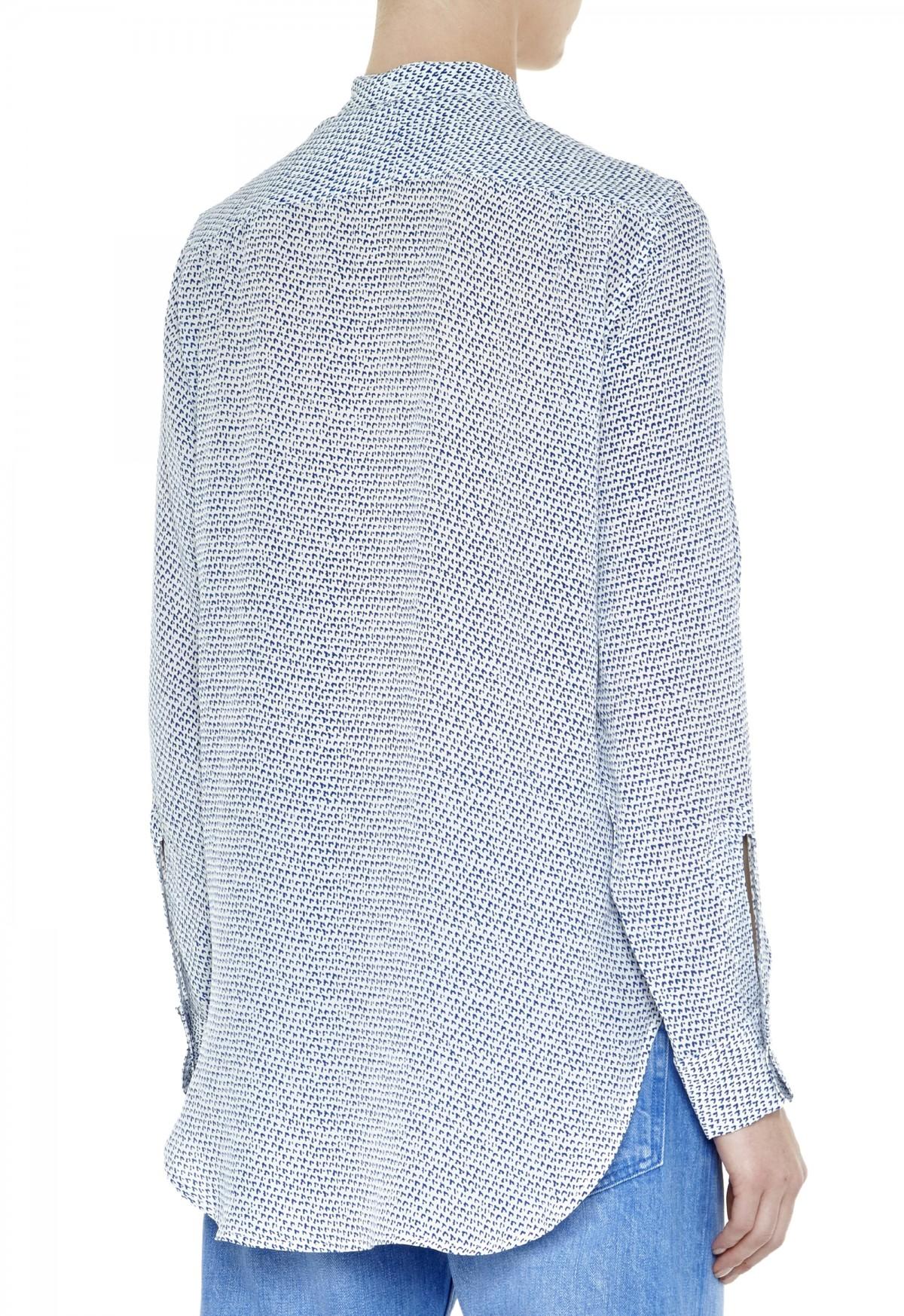 MIH Jeans Tails Shirt in Mini Leo Print | TresChicNow.com