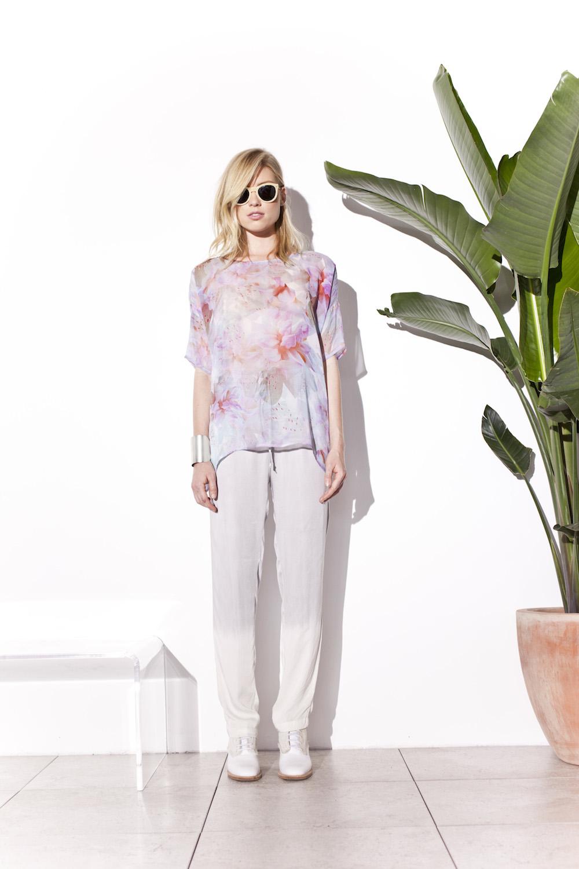Kain Label   designer q+a #spring 2014   treschicnow.com #fashion #lookbook #floral