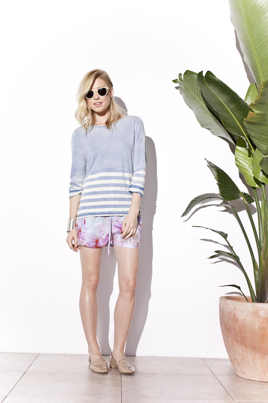 Kain Label   designer q+a #spring 2014   treschicnow.com #fashion #lookbook #stripes #blue