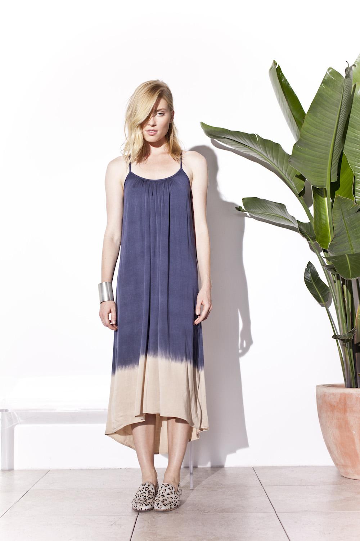 Kain Label   designer q+a #spring 2014   treschicnow.com #fashion #lookbook #dipdye #maxi #dress