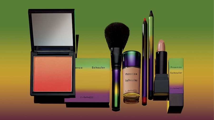 MAC Proenza Schouler #beauty cabinet review | treschicnow.com #makeup #spring14