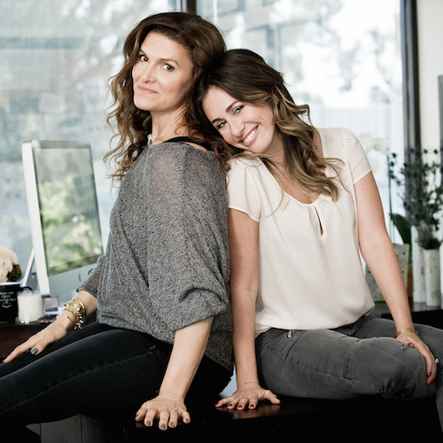 Beyond Yoga founders Judi and Michelle | via TresChicNow.com designer q+a #interview