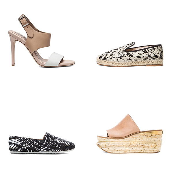 #spring #shoes #acne #chloe #mm6 #elysewalker
