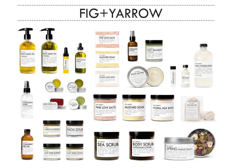 FIG+YARROW #apothecary #beauty cabinet review via TresChicNow.com