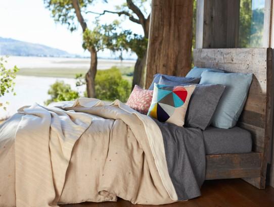 Coyuchi #organic #bedding | treschicnow.com #decor