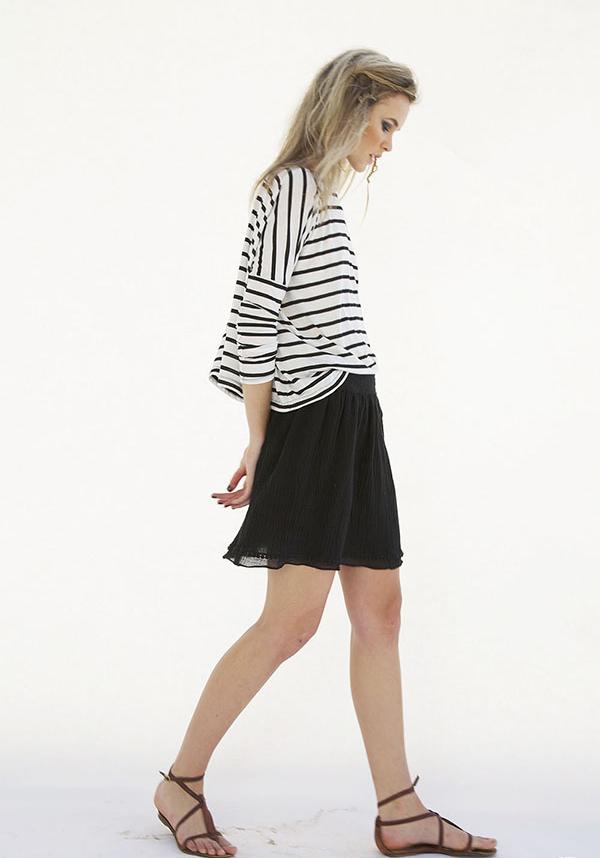 #heidimerrick #summer TresChicNow.com #stripes