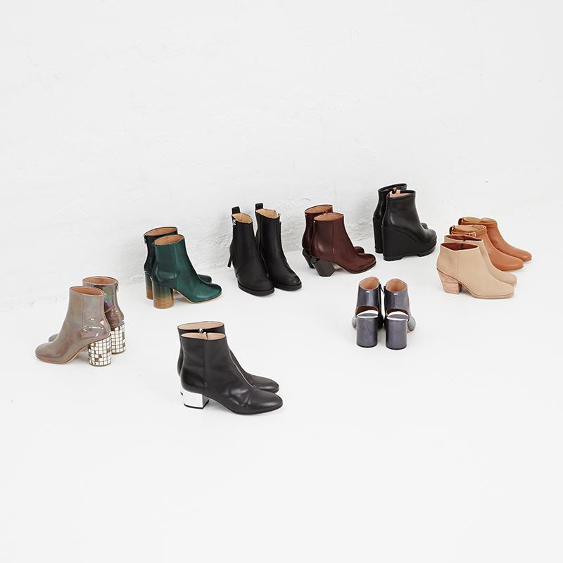 Totokaelo Ankle Boots | via TresChicNow.com #RachelComey #WonHundred #Margiela #DieppaRestrepo #Marni #PierreHardy #APC #DriesVanNoten #AcneStudios