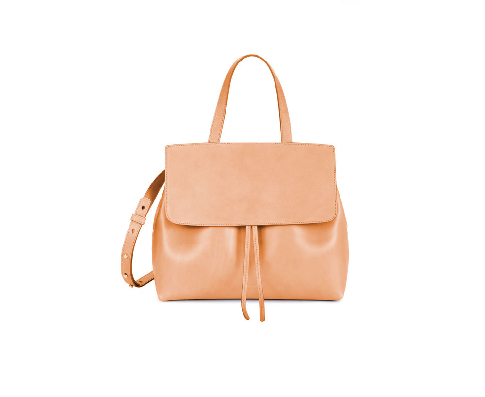 Mansur Gavriel Lady Bag via TresChicNow.com