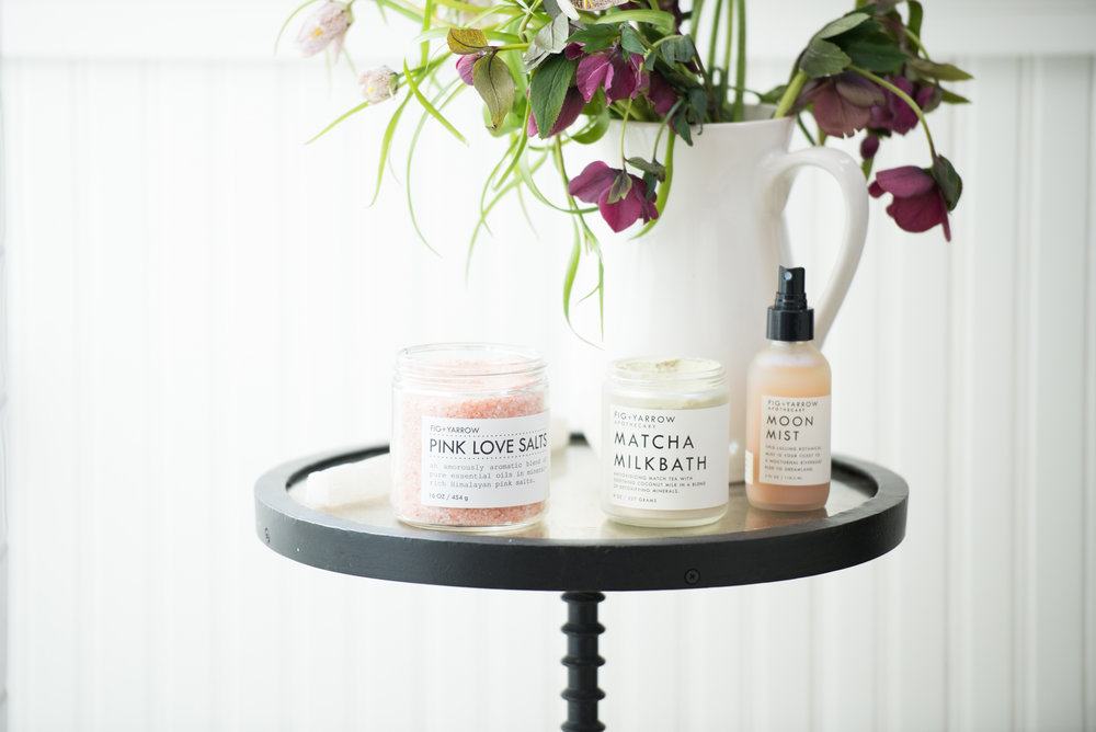 FIG+YARROW apothecary
