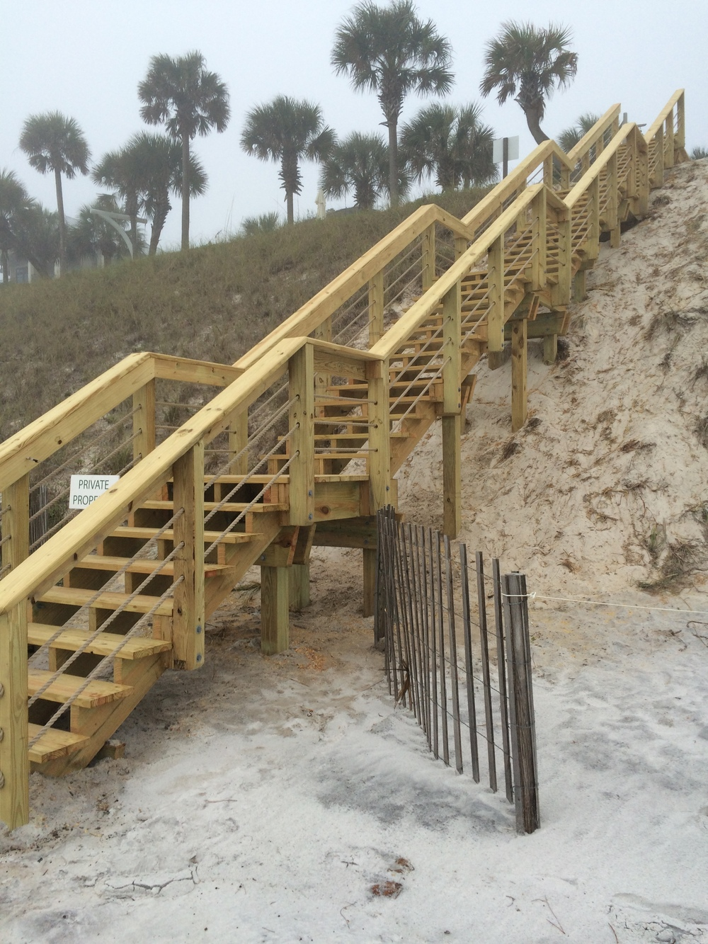 Beach Access Boardwalk