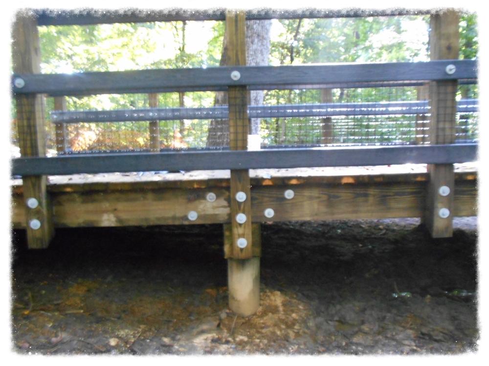 Timber Bridge