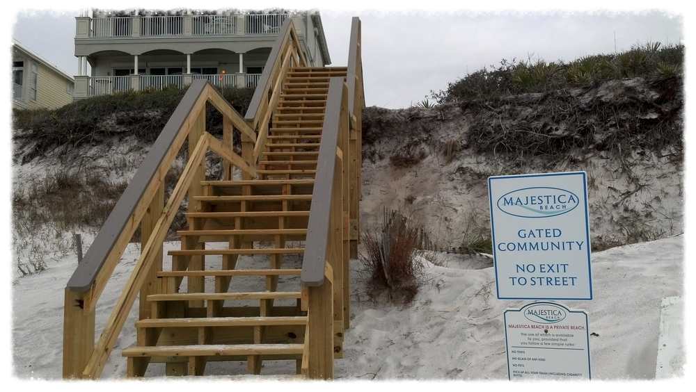 Beach Access South Walton