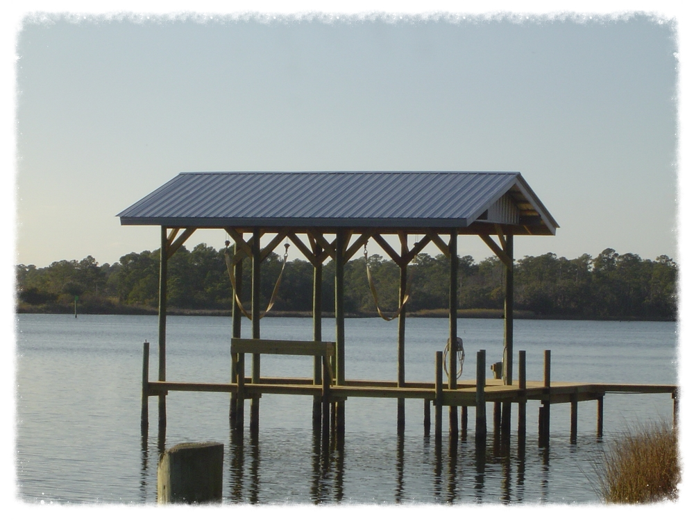 Boathouse Dock