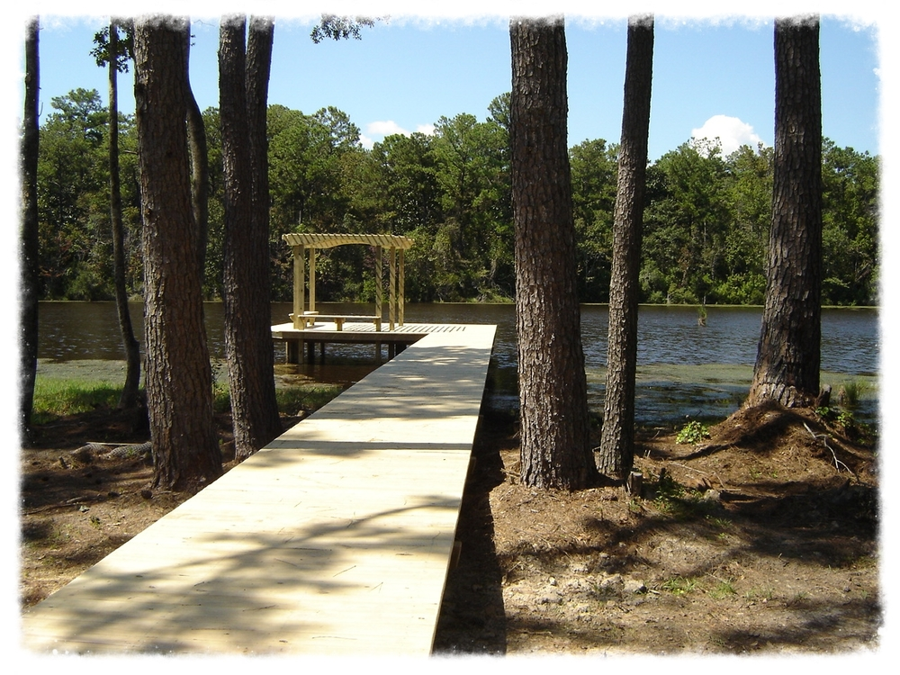 Boardwalk River Access