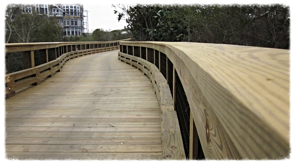 Wood Boardwalk Design and Construction Company