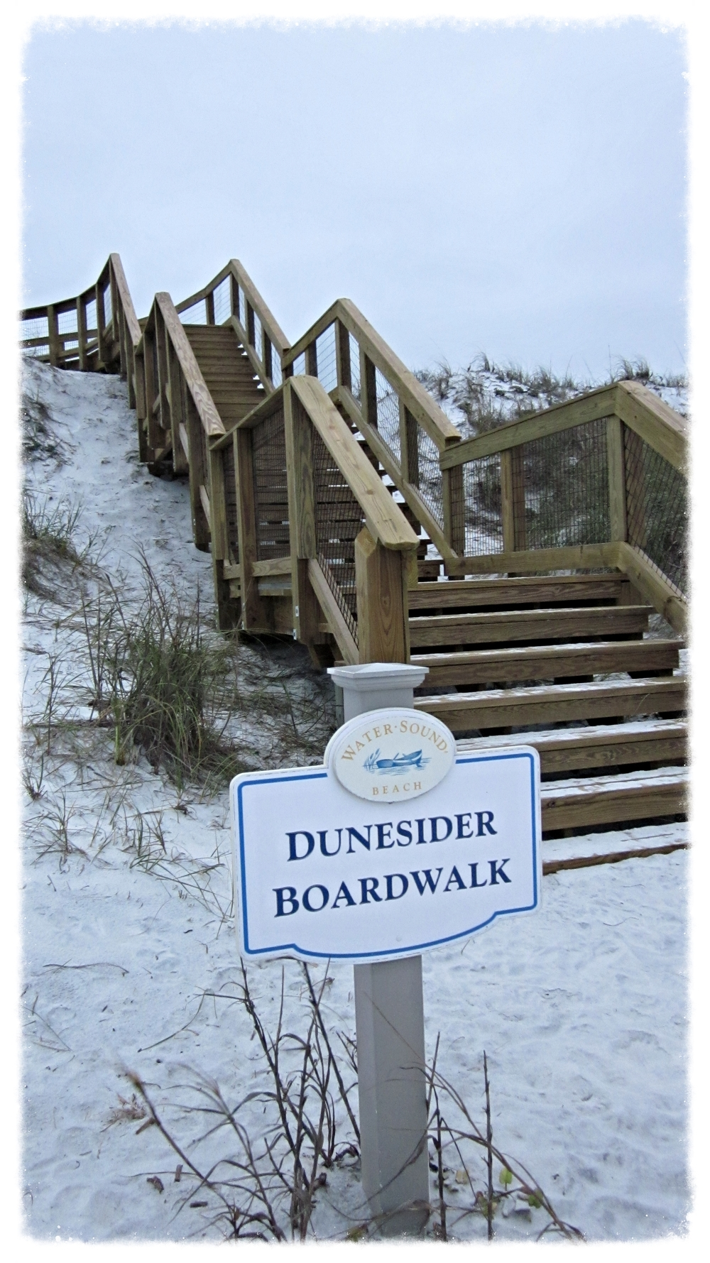 Private Beach Timber Boardwalk Contractor