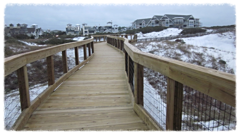 Timber Boardwalk Design and Construction