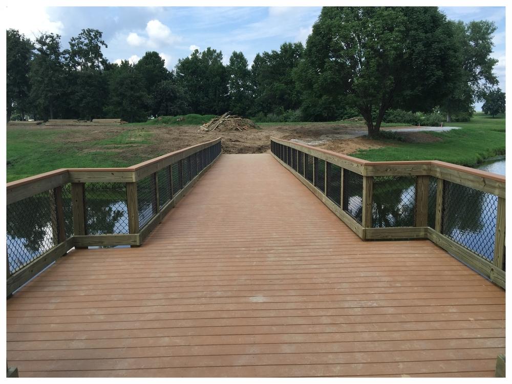 Wooden Bridge Design Company