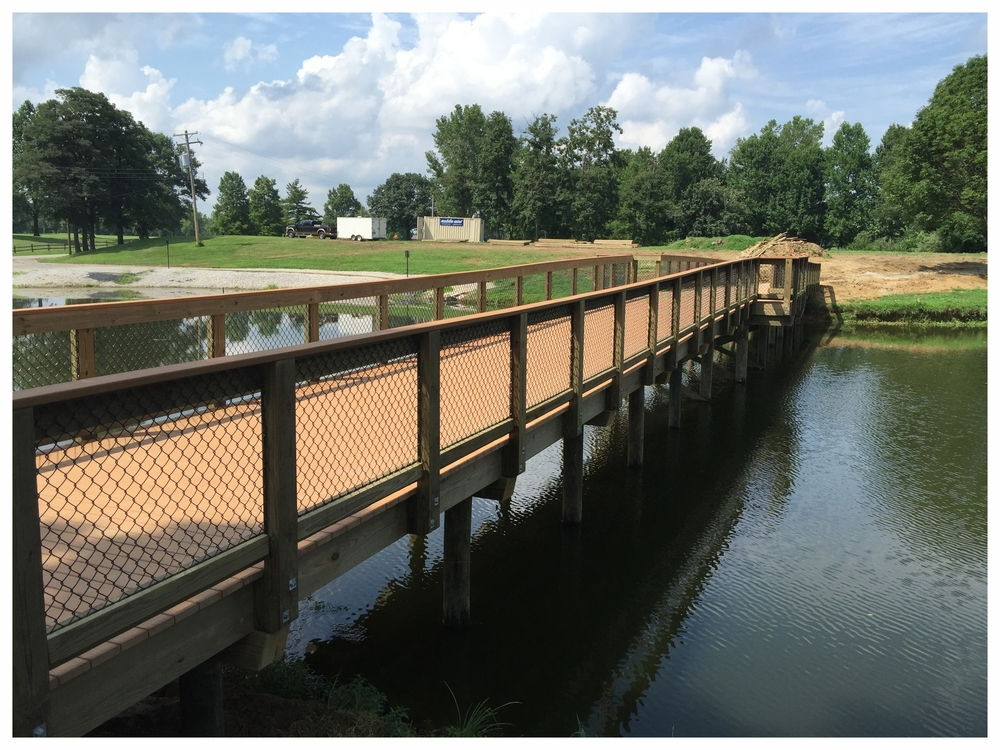 Foot Bridge Builder