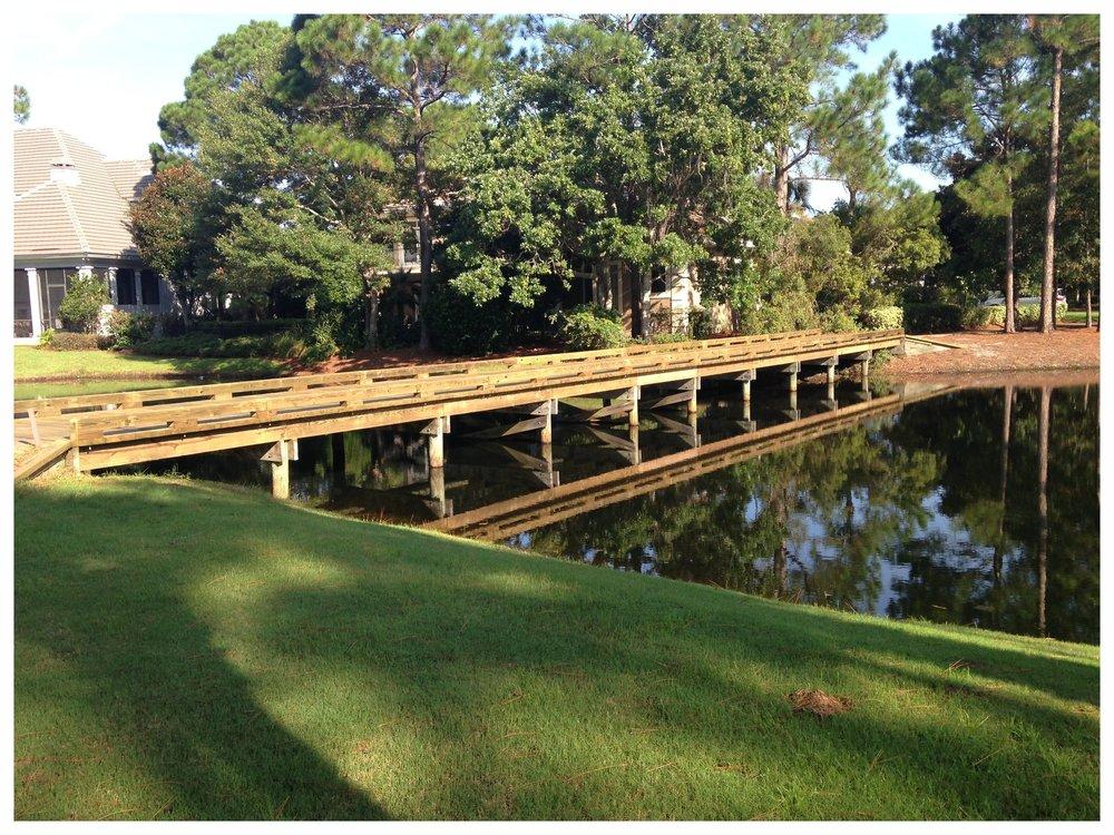 Golf Cart Bridge Construction Company