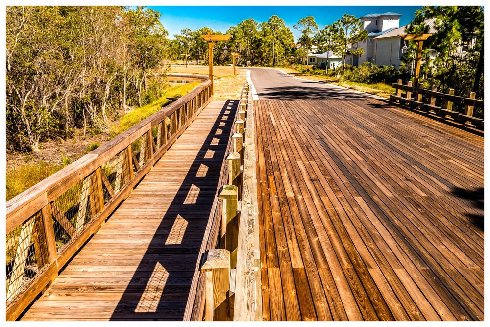 Wooden Bridge Construction Company