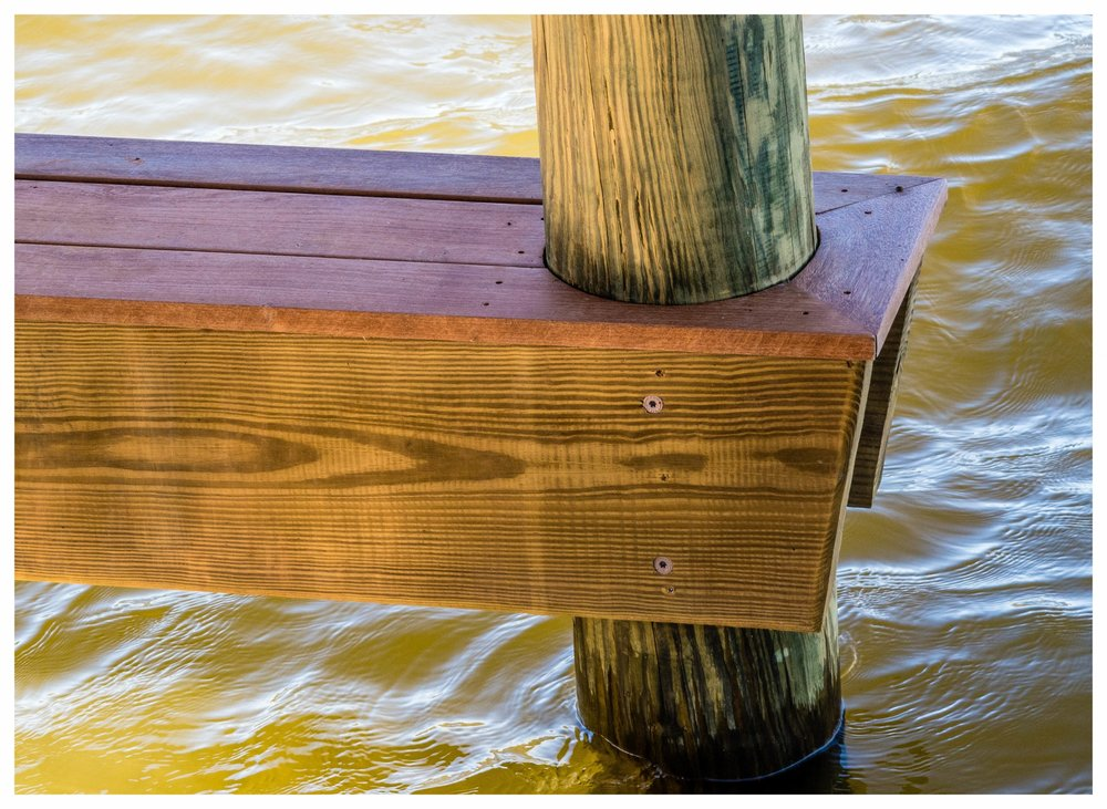 Wood Pier Design