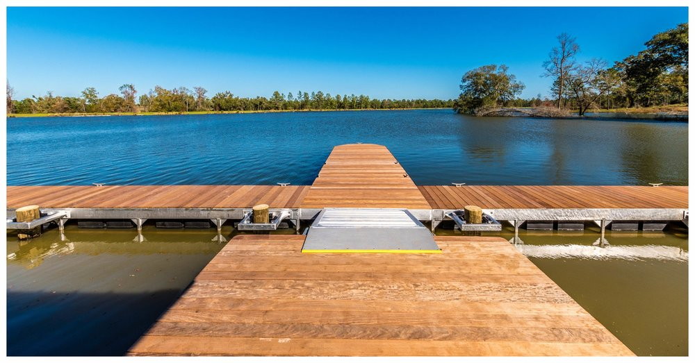 Floating T Dock