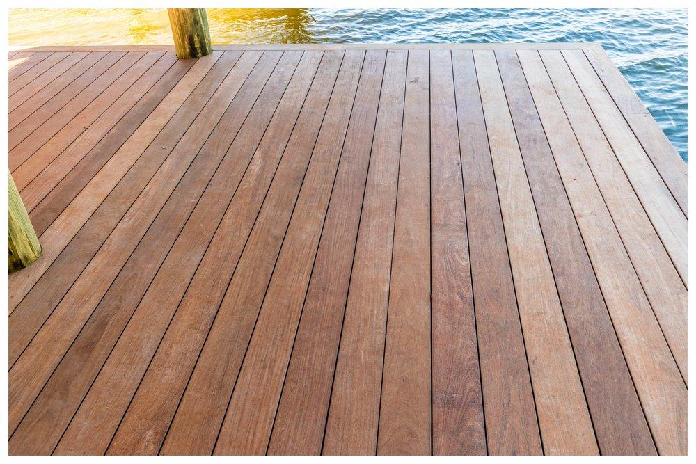 Wooden Deck Contractor