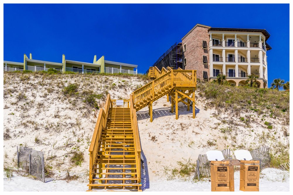 Private Beach Access Construction Company