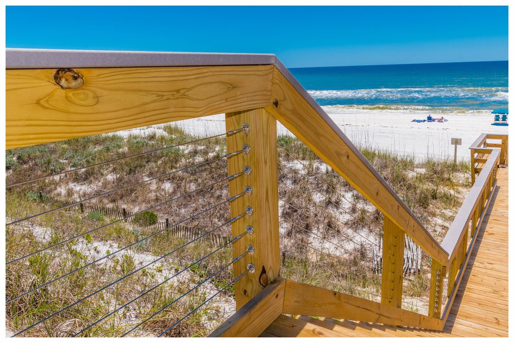 Beach Staircase Construction Company