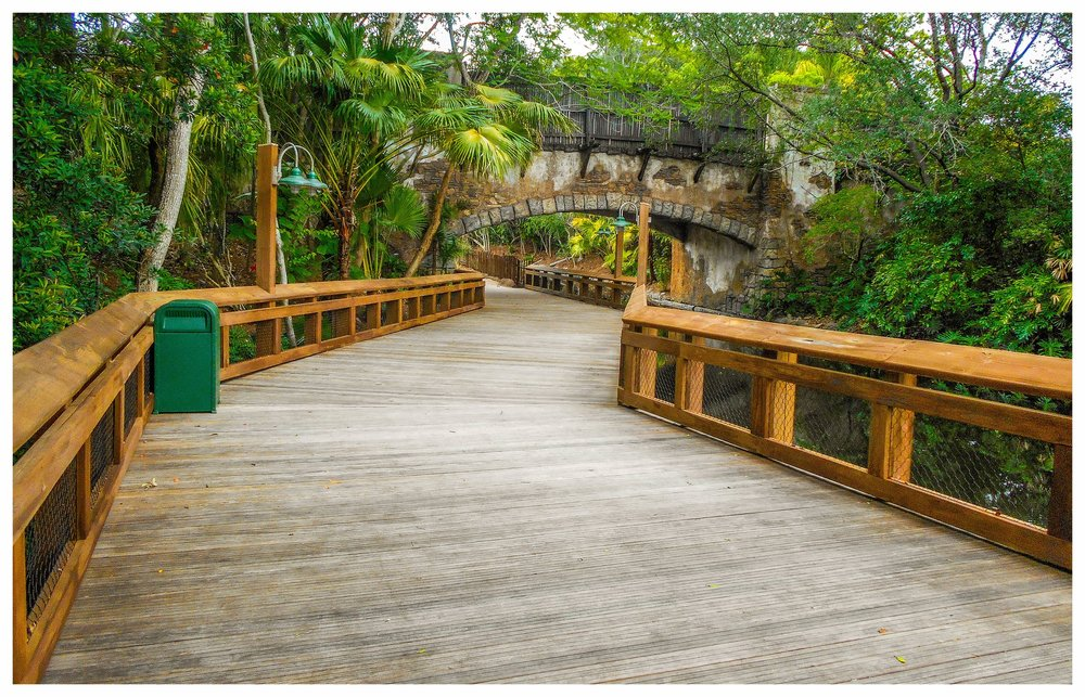 Wooden Boardwalk Contractor