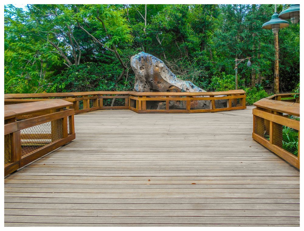 Wooden Boardwalk Design Company