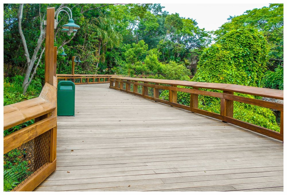 Wooden Bridge Design and Construction