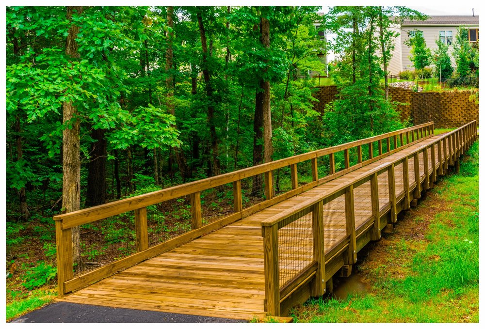 Timber Boardwalk Builder