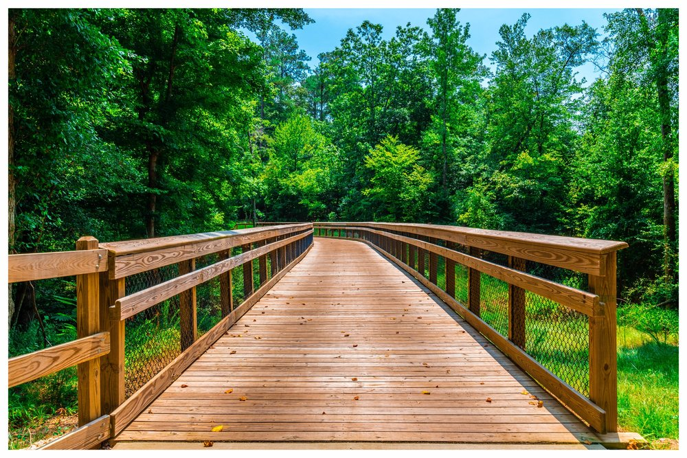 Golf Course Bridge Construction