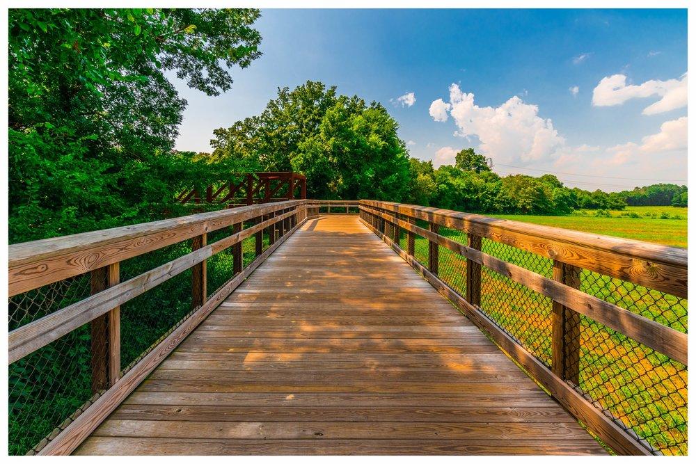 Wood Bridge Contractor