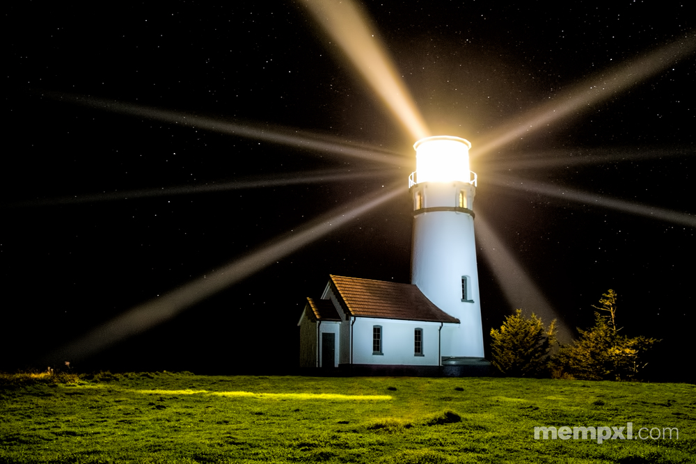 Cape Blanco Lighthouse - Oregon Coast