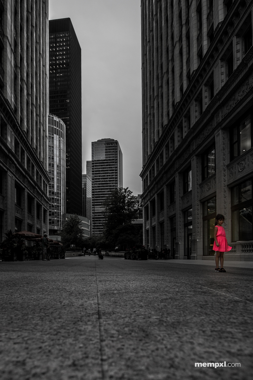 Chicago Little Girl in Pink June 24 2015.jpg