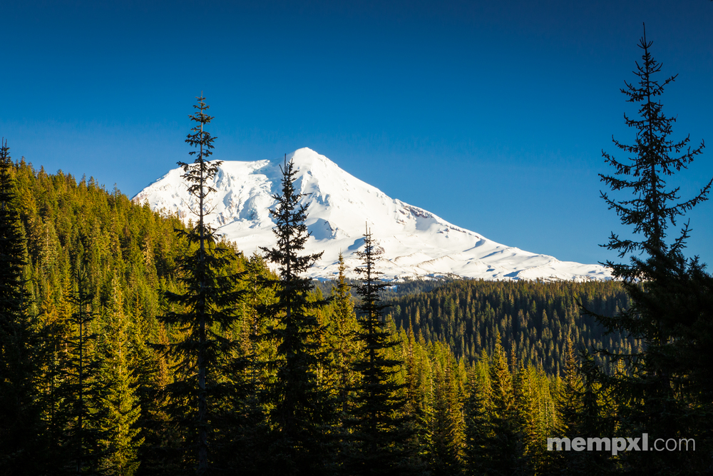 Mt Adams at Susset-  Oregon 2-2015 (2).jpg