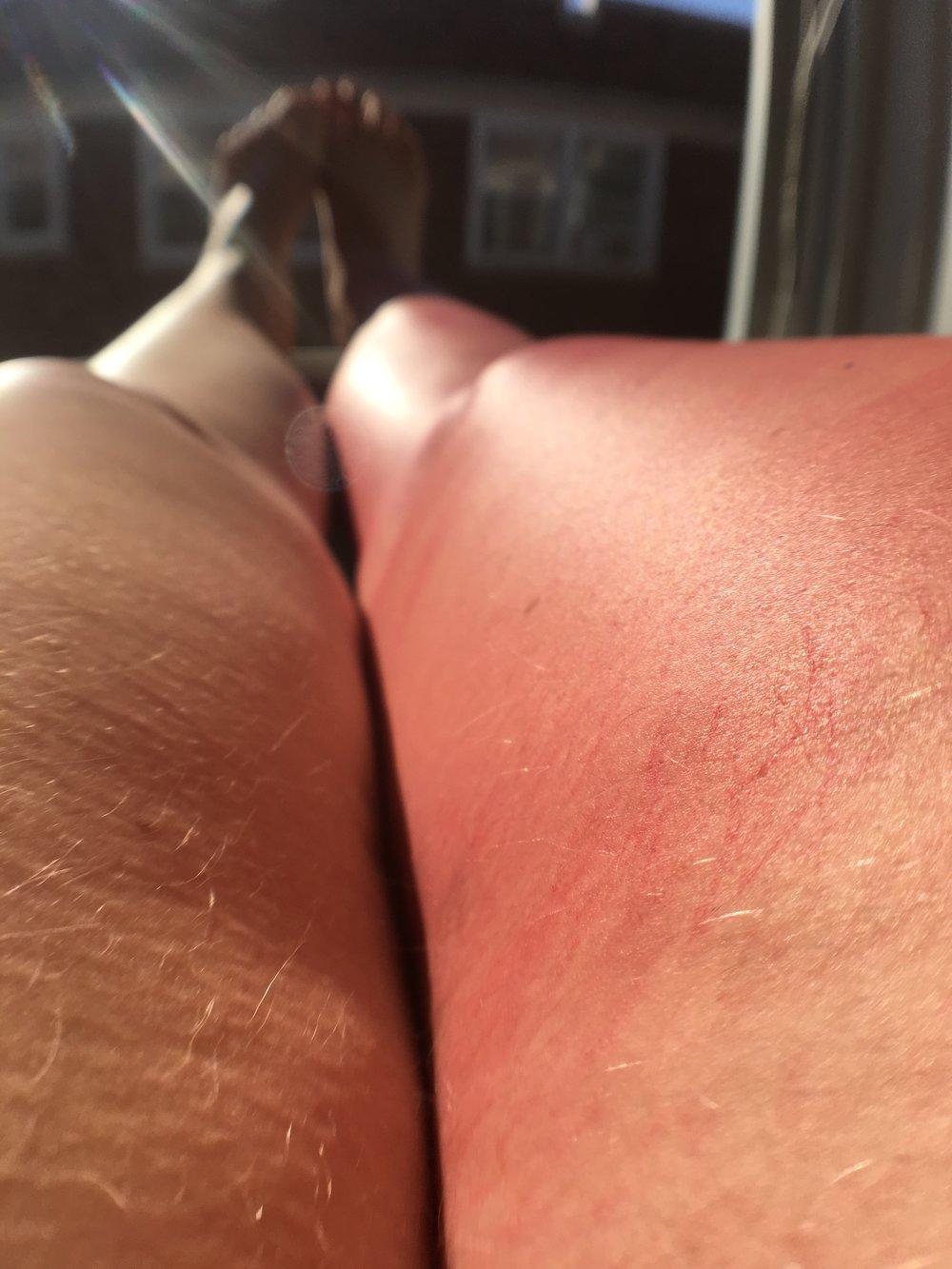 My Right Leg, P.3