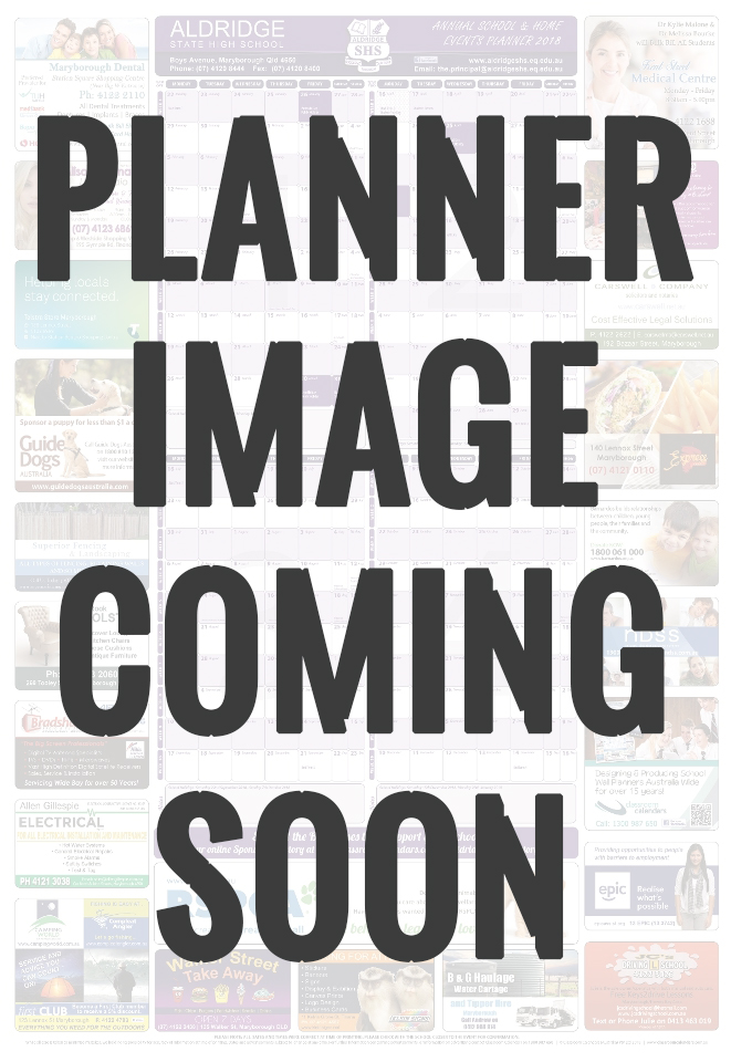 Monash Vale Early Learning Centre 2019 Events Planner