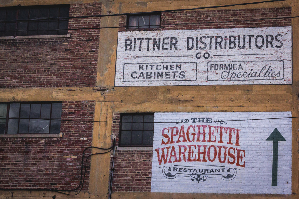 the strip district in pittsburgh, pa