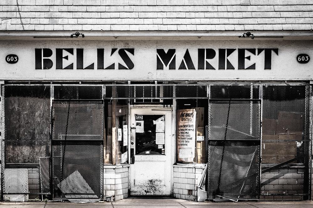 bell's market, a longtime staple in braddock